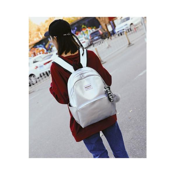 リュック レディース リュックサック デイパック キャンバス リュック おしゃれ 女子 通学 通勤  リュック 大容量 高校生 18nbb19|co-tyiya|05