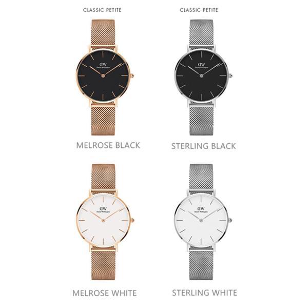 Daniel Wellington Classic Petite【1年保証】ダニエルウェリントン クラシックペティート レディース 腕時計  ウォッチ 32mm|cobalt-shop|03