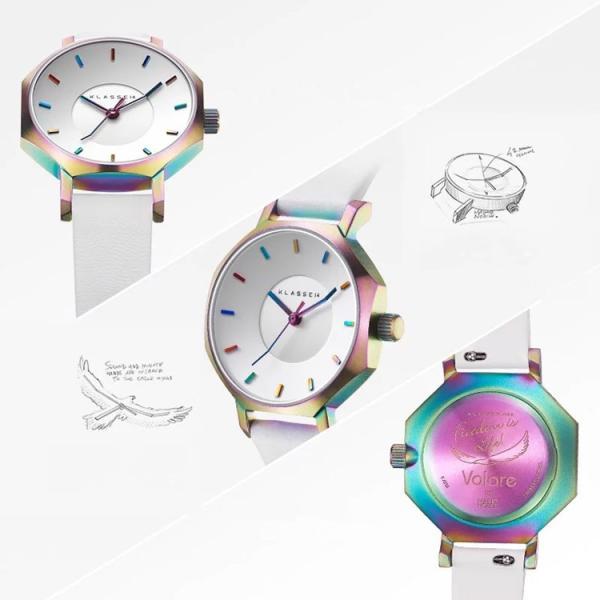 KLASSE14 腕時計 クラス14 OKTO 28MM  レディース プレゼント ギフト ブラック ホワイト