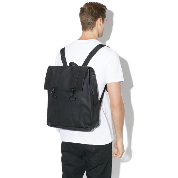 RAINS BACKPACK レインズ バッグ 防水 バックパック リュック メンズ レディース 通勤 通学 裏ポケット付き|cobalt-shop|02