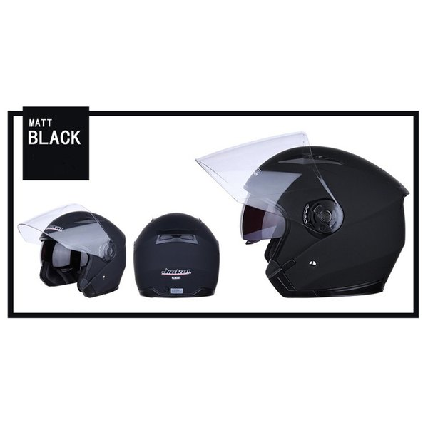 バイクヘルメット フルフェイス JIEKAI JK-512 Bike Helmet ジェットヘルメット 軽量 オフロード メンズ シールド付き|cobalt-shop|04
