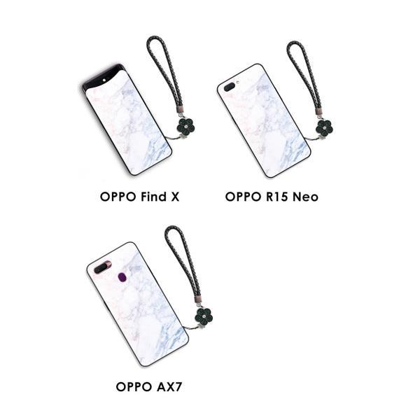 OPPO R17 Pro R15 Neo Find X R17 Neo AX7 ケース オッポ CASE 耐衝撃 カッコいい スタイリッシュな|coco-fit2018|09