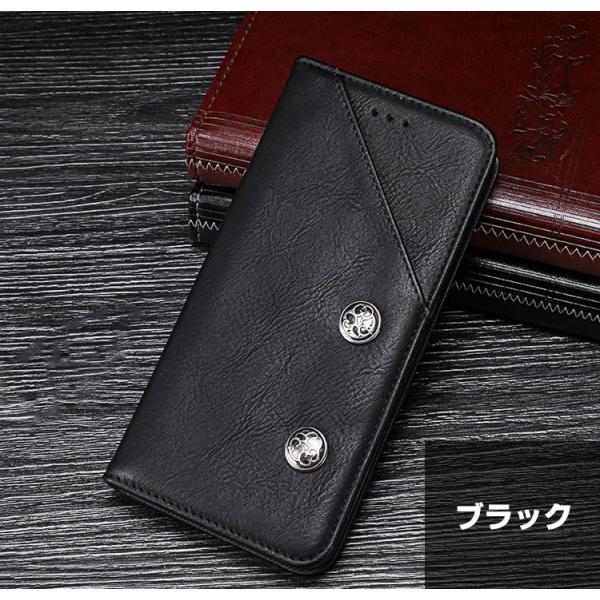 OPPO R17 Pro R15 Neo R17 Neo AX7 ケース オッポ  手帳型 レザー おしゃれ ケース CASE 持ちやすい 汚|coco-fit2018|05