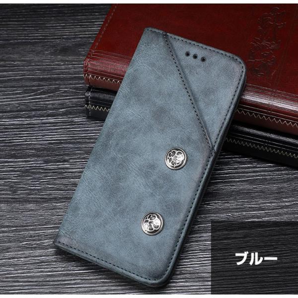 OPPO R17 Pro R15 Neo R17 Neo AX7 ケース オッポ  手帳型 レザー おしゃれ ケース CASE 持ちやすい 汚|coco-fit2018|06