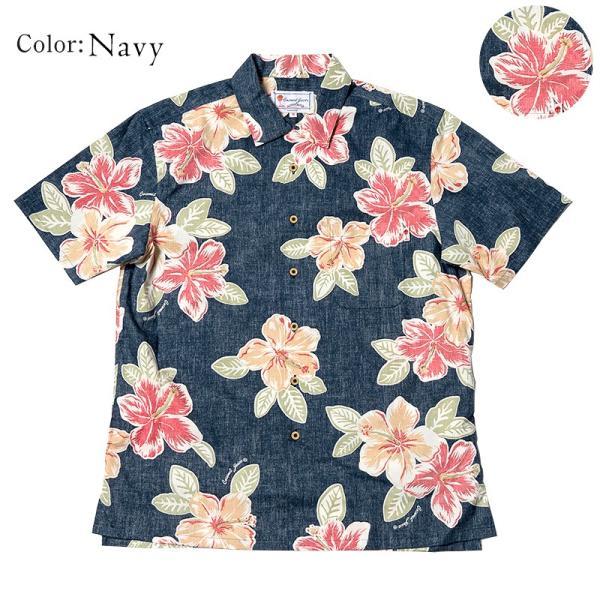 メンズ アロハシャツココナッツジュース シャツ  Painted Hibi 全3色  オープンカラーシャツ 半袖 3L4L5L 大きいサイズあり メール便利用で送料無料|coco-j|10
