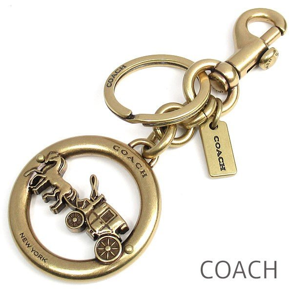 キーホルダー コーチ