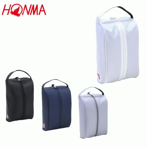 HONMA -本間ゴルフ-  D1 シューズケース【SC12103】 2021年モデル  SC-12103