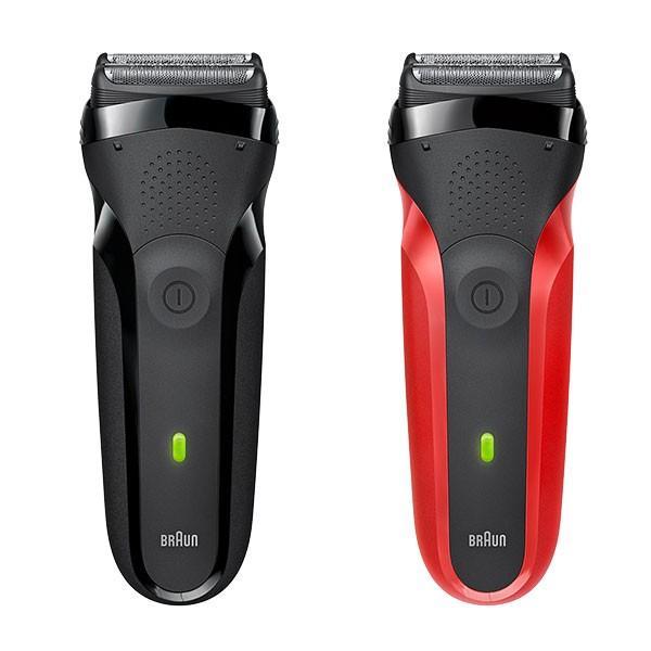 髭剃り 電気シェーバー BRAUN 300S 3枚刃 シェーバー ブラウン メンズシェーバー 充電・交流式 丸洗いOK|cocoaru|03