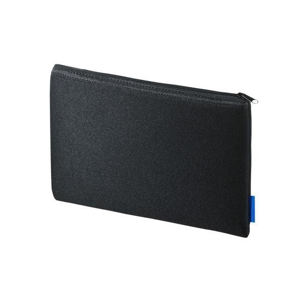 サンワサプライ マルチクッションケース 7型タブレット ブラック IN-C2