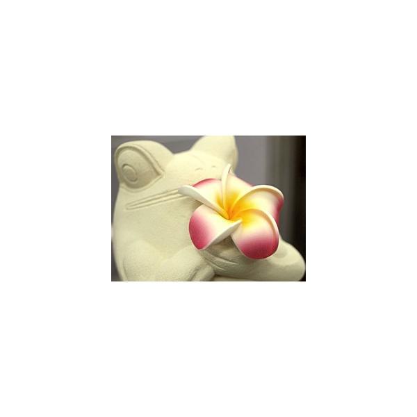 プルメリアの造花S(5個セット)(リアル ピンク)  lxl 南国 トロピカル バリ雑貨 ハワイ バリ雑貨 インテリア ココバリ メール便対応可|cocobari|07