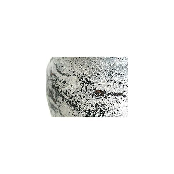 Flower Vase (Terracotta) Antique wash (Small size) シャビーシック アンティーク ビンテージ テラコッタ 植木鉢 白い バリ雑貨 インテリア ココバリ|cocobari|04