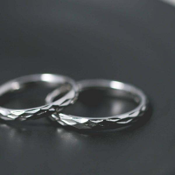 ペアリング 結婚指輪 安い 2本セット K10 ゴールド マリッジリング 母の日