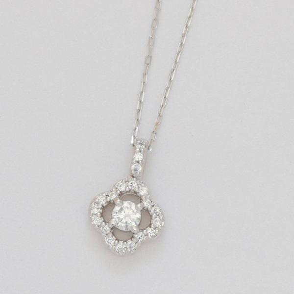 ダイヤモンド ネックレス K18 ピンクゴールド レディース 人気|cococaru|02