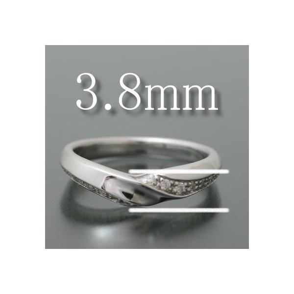 ペアリング 結婚指輪 安い K18 ゴールド マリッジリング ダイヤモンド 母の日