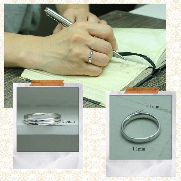 ペアリング 結婚指輪 安い プラチナ マリッジリング 指輪 pt900 母の日