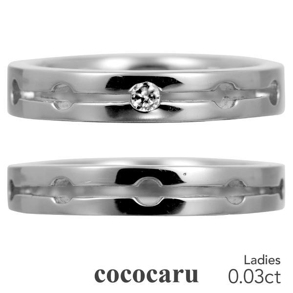 結婚指輪 ペアリング 安い 2本セット K10 ゴールド ダイヤモンド マリッジリング 指輪 母の日