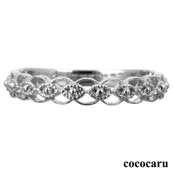指輪 プラチナリング レディース 人気|cococaru