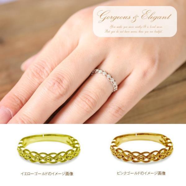 指輪 プラチナリング レディース 人気|cococaru|02