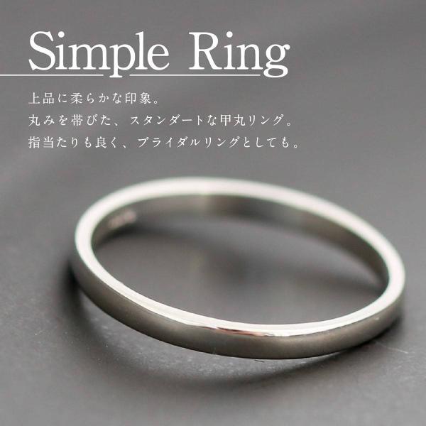 指輪 リング K10 ホワイトゴールド レディース 人気