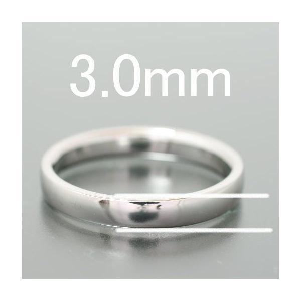 ペアリング マリッジリング 結婚指輪 ゴールド K10 平甲丸3.0mm|cococaru|02