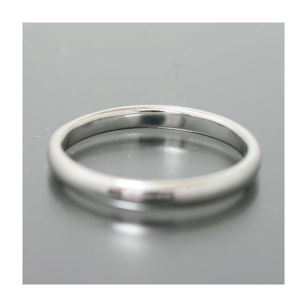 ペアリング マリッジリング 結婚指輪 ゴールド K10 甲丸2.5mm|cococaru|03