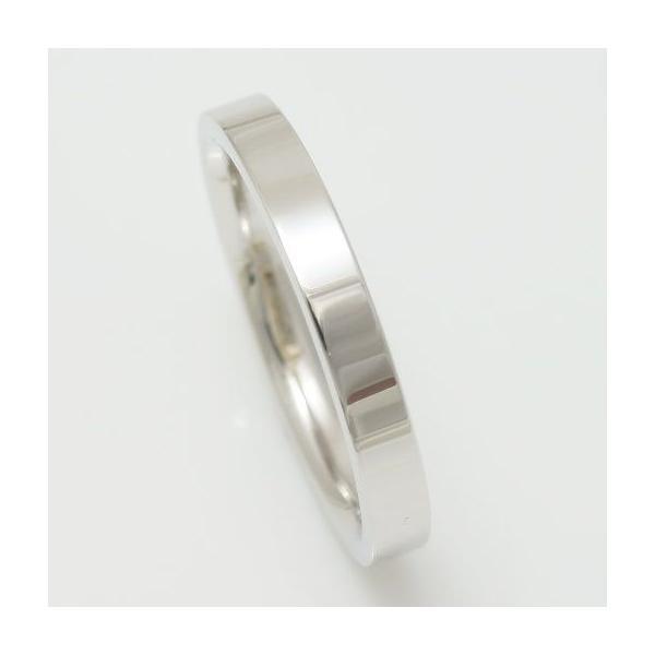 ペアリング マリッジリング 結婚指輪 ゴールド K10 平打ち2.5mm|cococaru