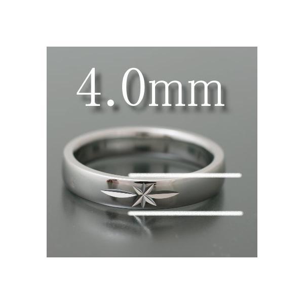 ペアリング マリッジリング 結婚指輪 プラチナ 2本セット|cococaru|04