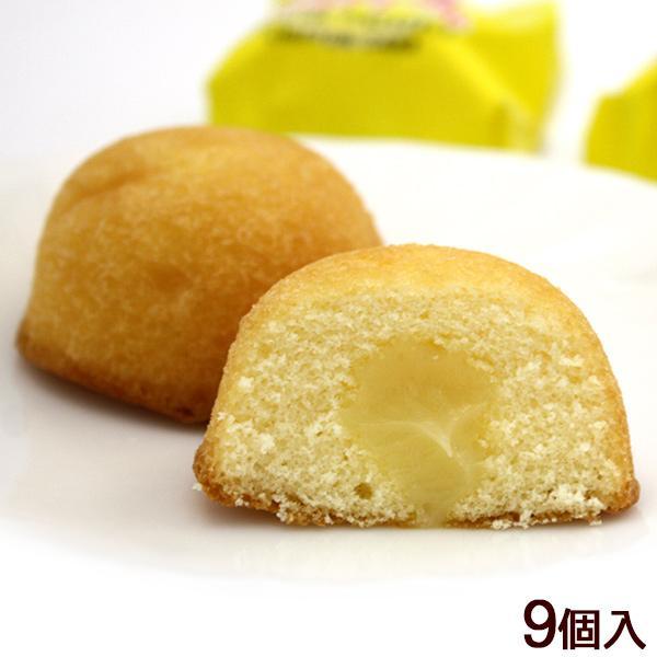 パイナップルシフォンケーキ 9個入 /沖縄お土産 お菓子