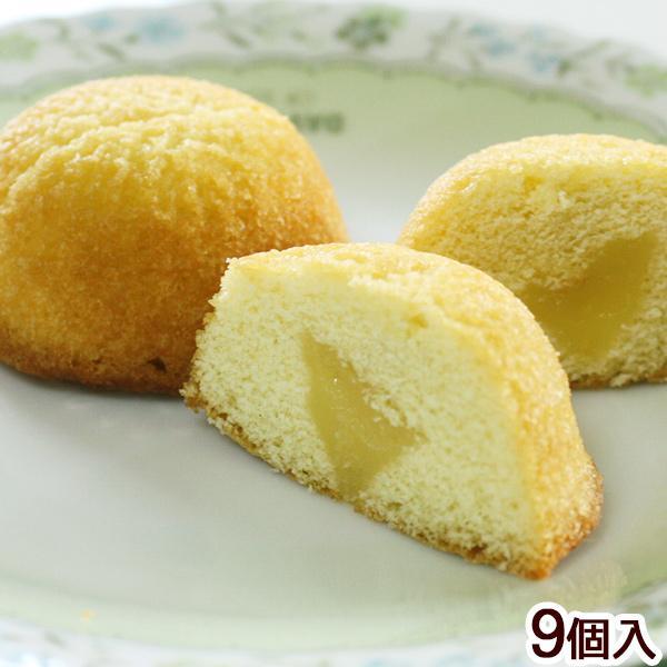シークワーサーシフォンケーキ 9個入 /沖縄お土産 お菓子