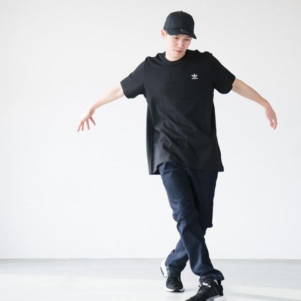 8%OFF アディダス オリジナルス エッセンシャル Tシャツ 半袖 adidas Originals FUD01 ネコポス可|cocochiya|03