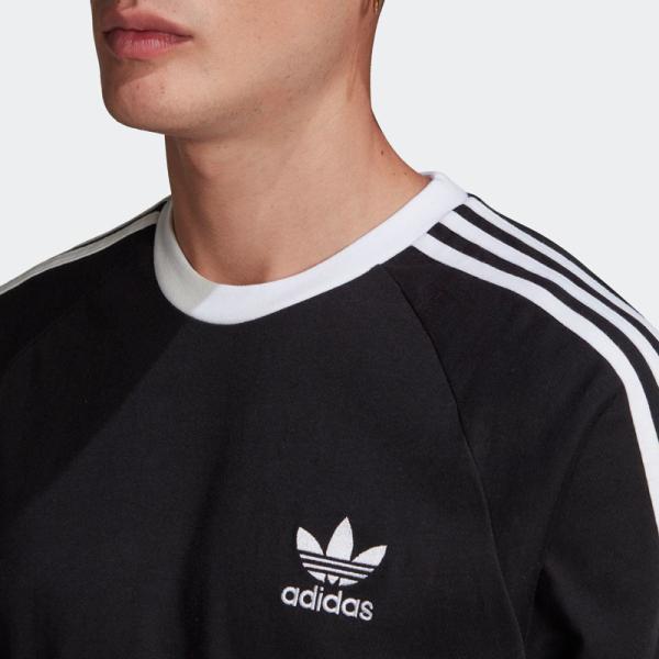 アディダス オリジナルス スリーストライプ 長袖 Tシャツ adidas Originals FKA11|cocochiya|11