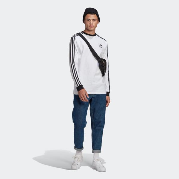アディダス オリジナルス スリーストライプ 長袖 Tシャツ adidas Originals FKA11|cocochiya|07