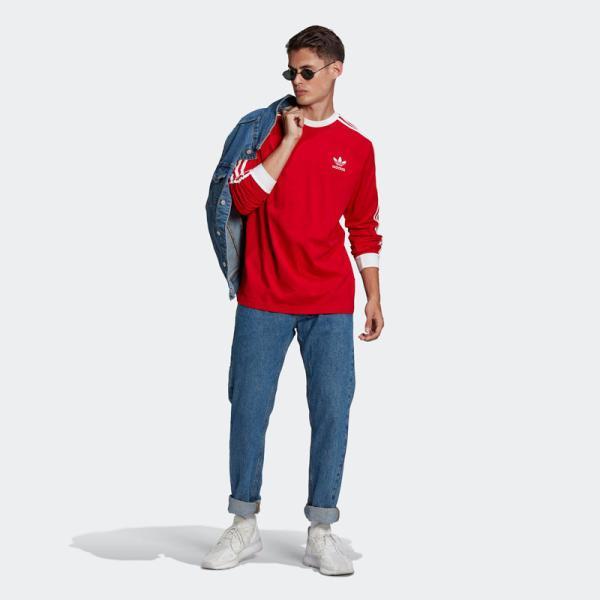 アディダス オリジナルス スリーストライプ 長袖 Tシャツ adidas Originals FKA11|cocochiya|08