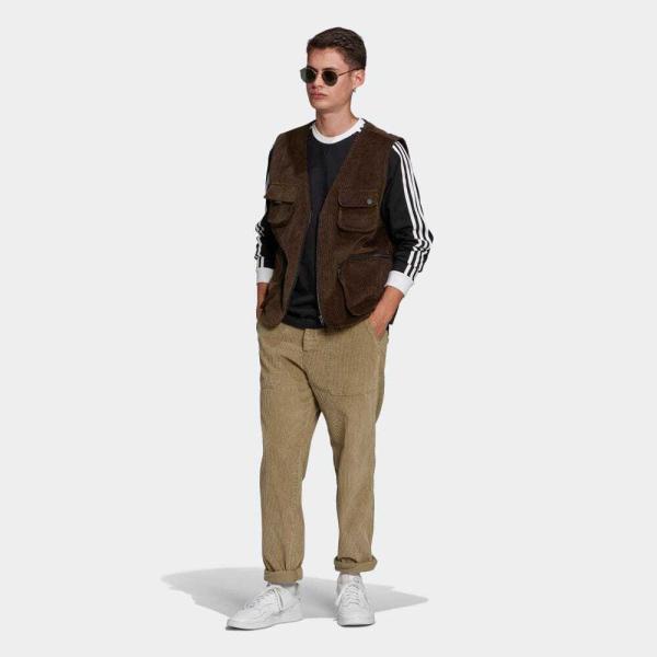 アディダス オリジナルス スリーストライプ 長袖 Tシャツ adidas Originals FKA11|cocochiya|09