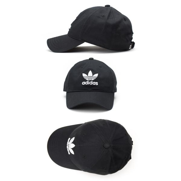 アディダスオリジナルス キャップトレフォイル キャップ MLH55 adidas Originals TREFOIL CAP メンズ レディース 帽子|cocochiya|03