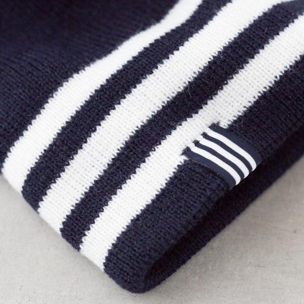 アディダス トレフォイルロゴ ビーニー DSO69 ニット帽|cocochiya|03