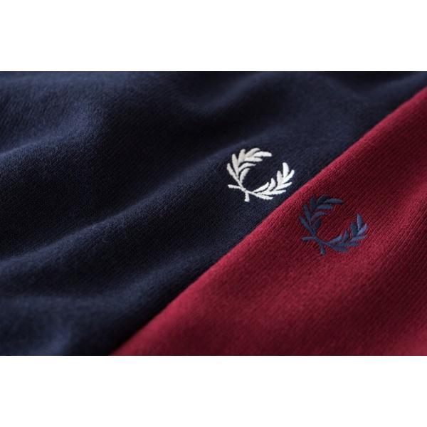 フレッドペリー セーター クラシック Vネック セーター K4500/K7210|cocochiya|07