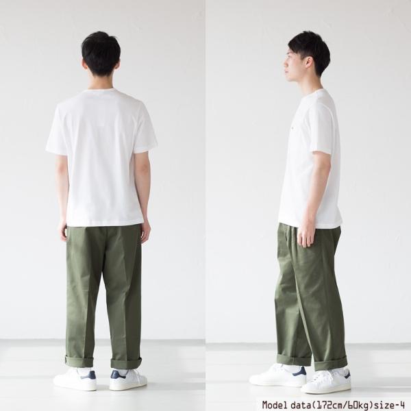 ラコステ 日本製 ポケットTシャツ半袖 クルーネック レギュラーフィット LACOSTE TH633E/TH633EL|cocochiya|06