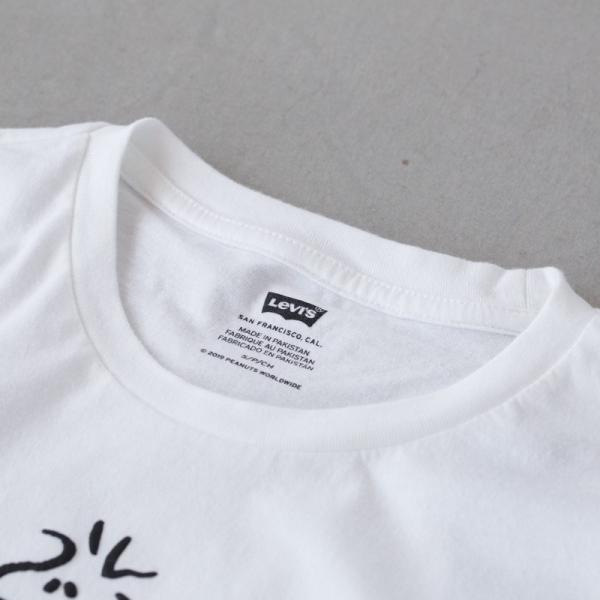 20%OFF リーバイス スヌーピー バット ウィング ロゴ Tシャツ 22491 ピーナッツコレクション ネコポス可|cocochiya|14