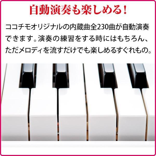 【7月下旬から、順次発送】カシオ 大人の楽らくキーボード LK-516 送料無料  ピアノ キーボード 自動演奏 光る鍵盤|cococimo|08
