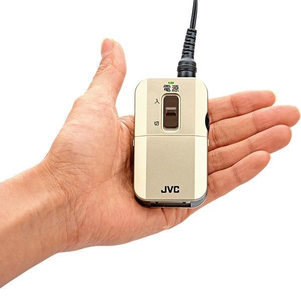 みみ楽 ココチモモデル 送料無料 集音器 ポケット型 JVC 試聴無料|cococimo|05