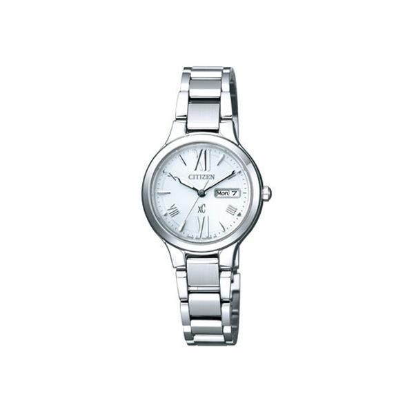シチズン 腕時計 クロスシー EW3220-54A Citizen レディース xC エコ・ドライブ デイデイト  新品 国内正規品