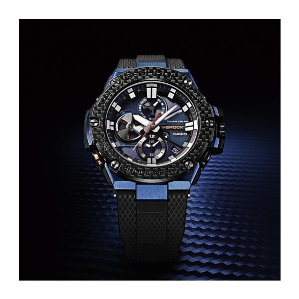 f2ac40a134 ... カシオ メンズ腕時計 ジーショック GST-B100XB-2AJF CASIO G-SHOCK G- ...