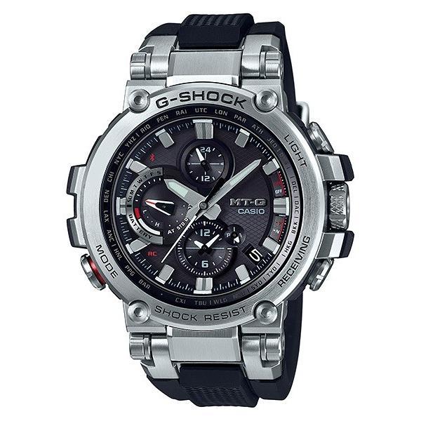 カシオメンズ腕時計ジーショックMTG-B1000-1AJFCASIOG-SHOCKMT-G新品国内正規品