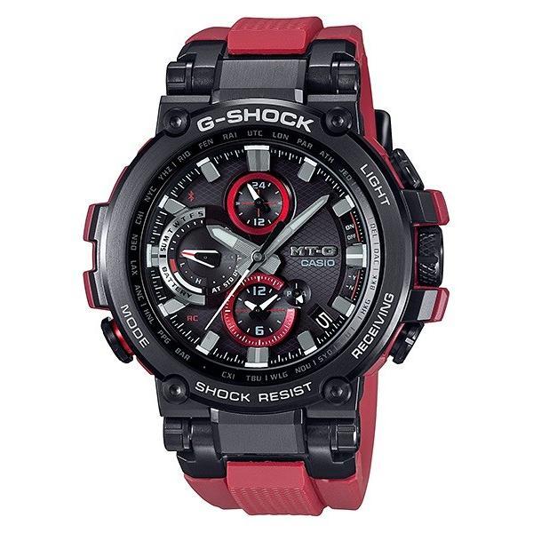 カシオメンズ腕時計ジーショックMTG-B1000B-1A4JFCASIOG-SHOCKMT-G新品国内正規品