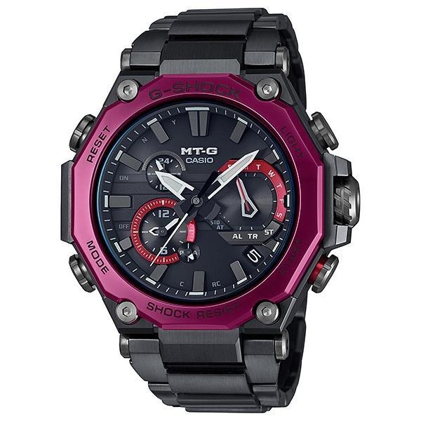 カシオメンズ腕時計ジーショックMTG-B2000BD-1A4JFCASIOG-SHOCKDUALCOREGUARD新品国内正規品