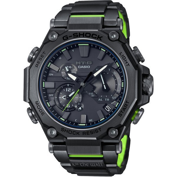 在庫有り即日カシオメンズ腕時計ジーショックMTG-B2000SKZ-1AJRCASIOG-SHOCKMT-GメタルバンドSANK