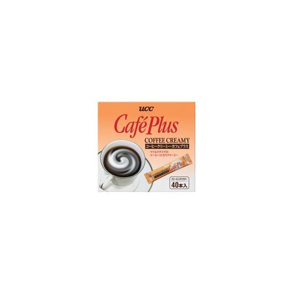 UCC/コーヒークリーミーカフェプラス スティック3g×40本