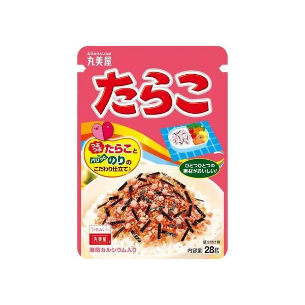 丸美屋/たらこ N.P.(ニューパック)28g