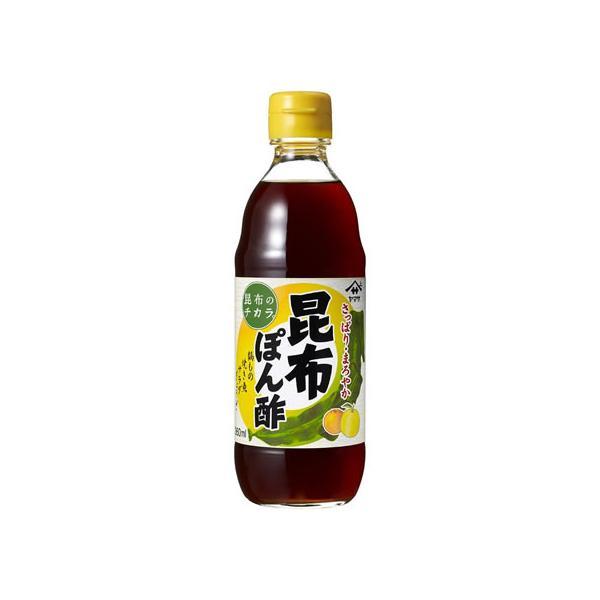 ヤマサ/昆布ポン酢 360ml/044120